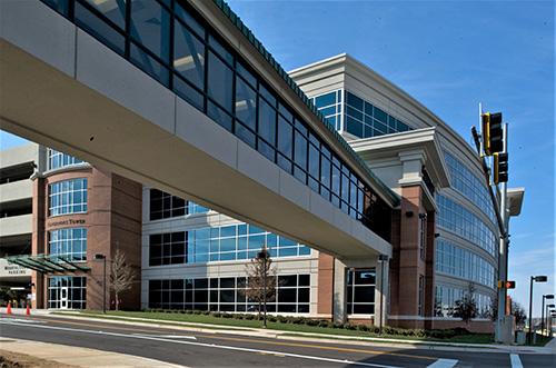 Hospital Bridge & Building Connector