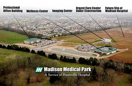Medical Park - Campus Plan