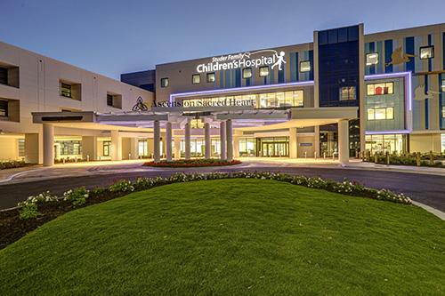 Studer Family Children's Hospital